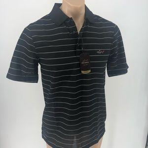 Greg Norman play dri polo golf shirt NWT S